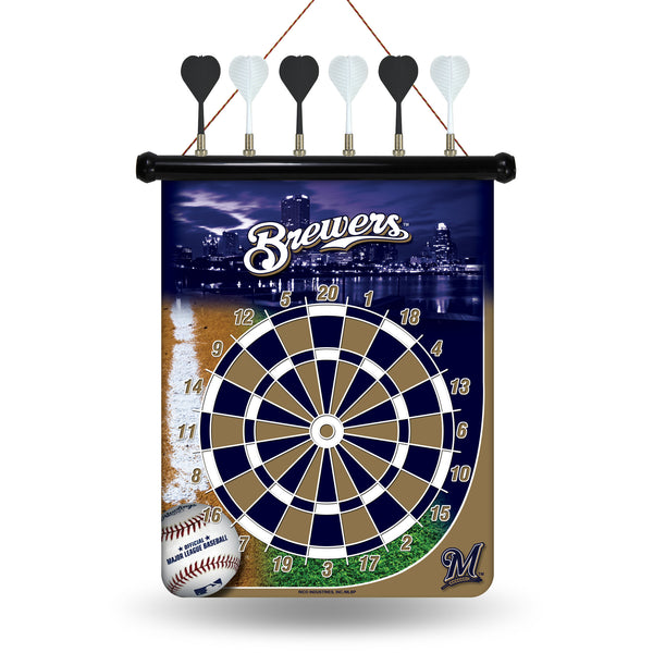 Brewers Magnetic Dart Board