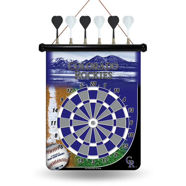 Rockies Magnetic Dart Board