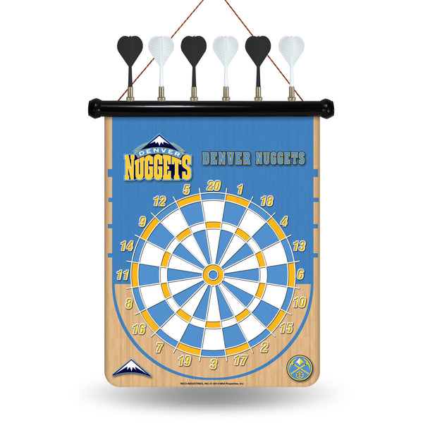 Nuggets Magnetic Dart Board