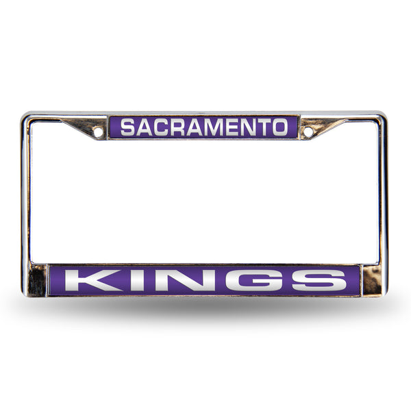 Kings Chrome License Plate Frame