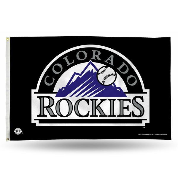 Rockies Banner Flag
