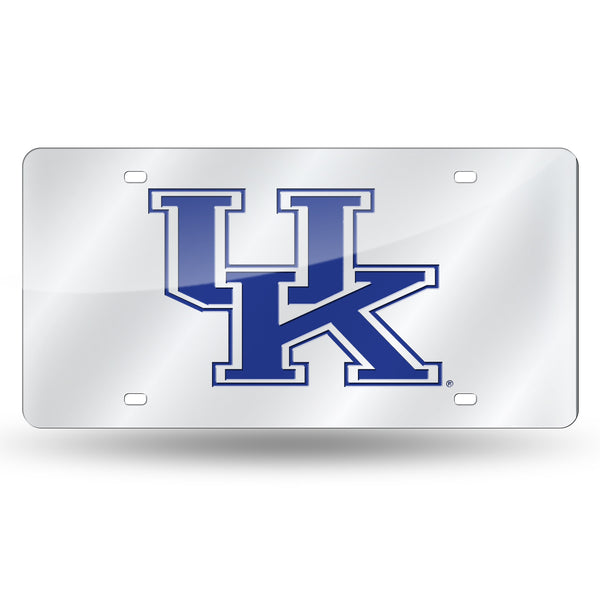 Kentucky Silver Laser Cut Tag