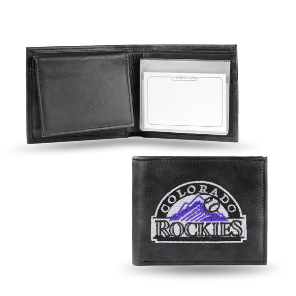 Rockies Embroidered Billfold