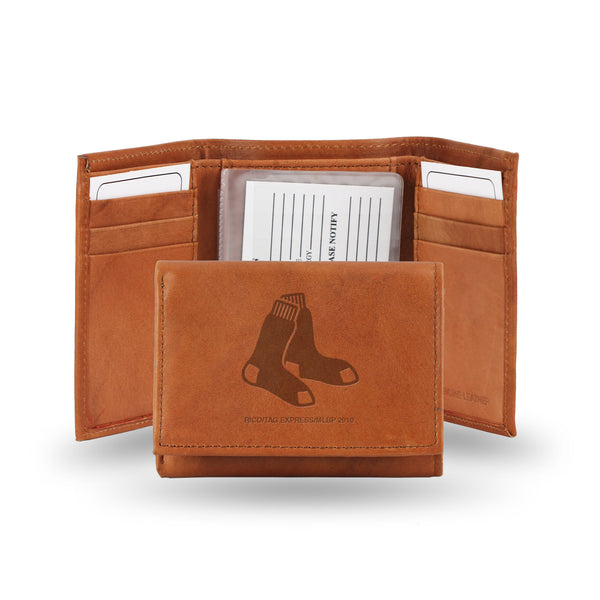 Red Sox Embossed Trifold