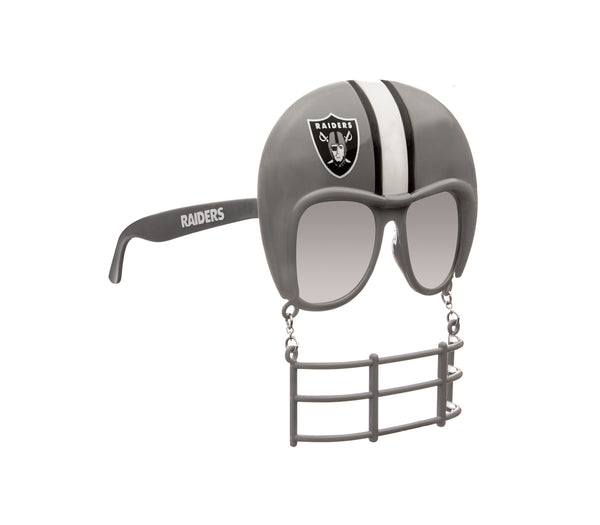 Raiders Novelty Sunglasses