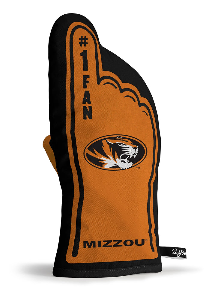 Missouri Tigers #1 Fan Oven Mitt