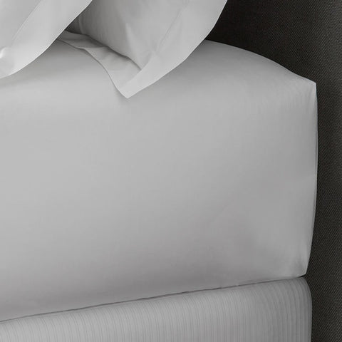 Love For White Fitted Sheet - 300TC Luxury
