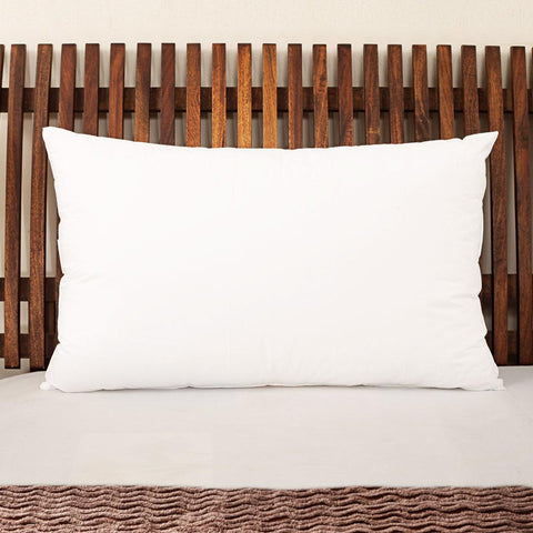 Love For White Pillow Feather Down Longlast