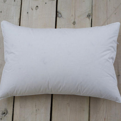 Love For White Pillow Super soft Luxury Down