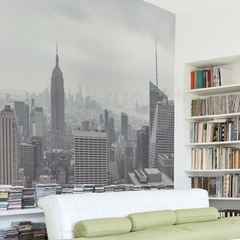 MANHATTAN , NEW YORK CITY WALL MURAL