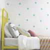 2 INCH POLKA DOT PATTERN DECALS