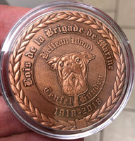USMC Belleau Wood 100th Anniversary Coin