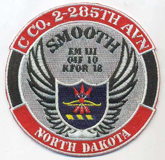 C Co 2-285 Aviation, ND National Guard