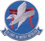 1st Light AA Missile Bn- No Velcro
