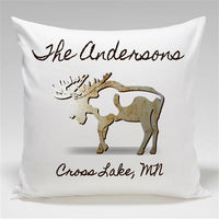 Cabin Series Throw Pillow-Pillow-Here Comes The Bling™