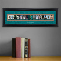 College Campus Art - Coastal Carolina University-Art-Here Comes The Bling™