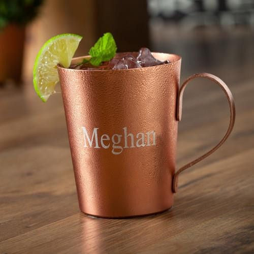 Copper 14 oz Moscow Mule Mug-Barware-Here Comes The Bling™