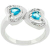 Mirrored Hearts Ring-Rings-Here Comes The Bling™