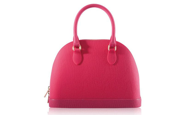 PISIDIA MINI CLAMSHELL (Available in 7 Colors)-Handbags-Here Comes The Bling™