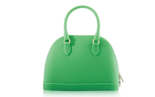 PISIDIA® CLAMSHELL in (Available in 7 Colors)-Handbags-Here Comes The Bling™