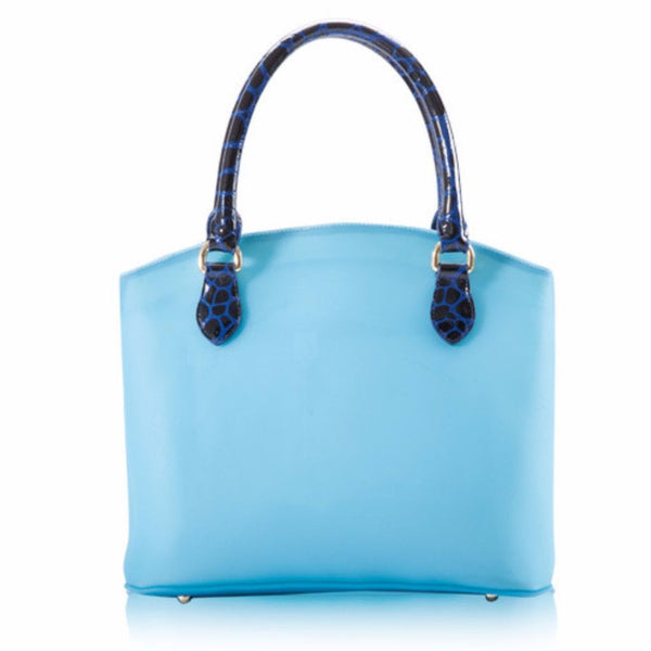 PISIDIA® CLASSIC TOTE in(Available in 2 Colors)-Handbags-Here Comes The Bling™