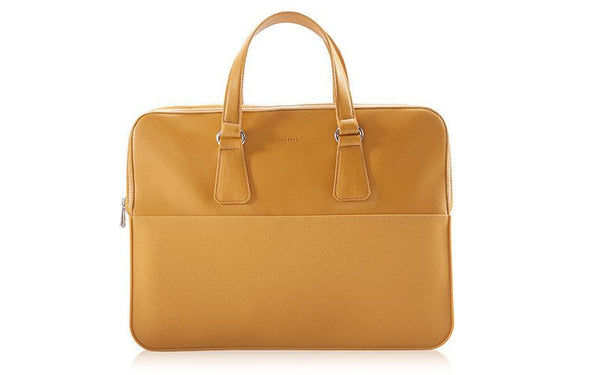 PISIDIA® Laptop Bag in Harvest Gold-Tote Bags-Here Comes The Bling™