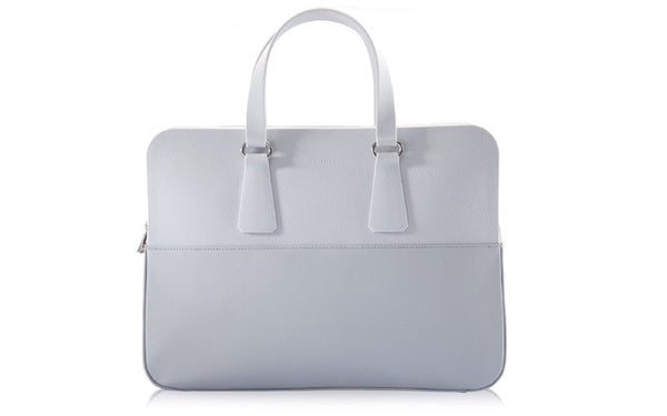 PISIDIA® Laptop Bag in Skyline Gray-Tote Bags-Here Comes The Bling™
