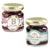 """Tea Time"" Personalized Strawberry Jam (Set of 12)"