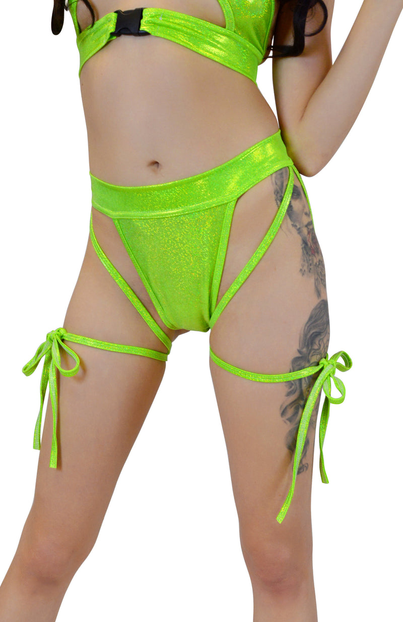 Sweetheart Bottoms - Olive Green - Rolita Couture