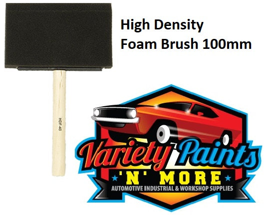 OSY Foam Brush 100mm
