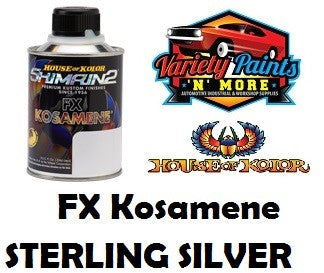 FX Kosamene  Sterling Silver Pearl FX Shimron2  238ml S2-FX22 House of Kolor