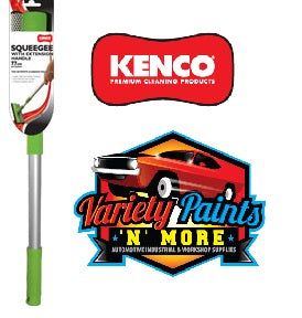 Kenco Squeegee with 77cm Extension Handle