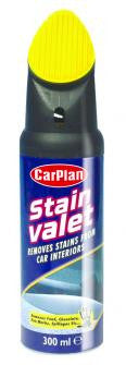 Carplan Stain Valet with Brush 300ml