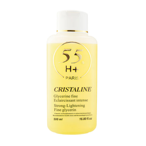 55H+ Cristaline Strong Lightening Fine Glycerin 16.8 oz