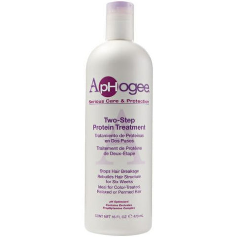 ApHogee Two Step Protein Treatment 16 oz.