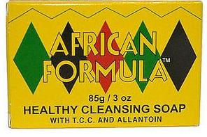 African Formula Healthy Cleansing Soap 3 oz