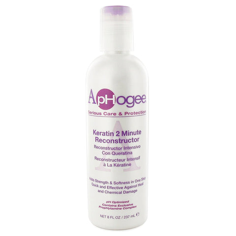 Aphogee Keratin 2 Minute Reconstructor 8 oz.