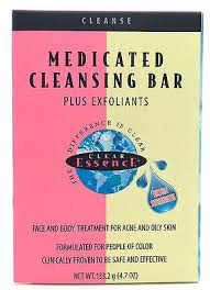 Clear Essence Medicated Cleansing Bar 4.7 oz