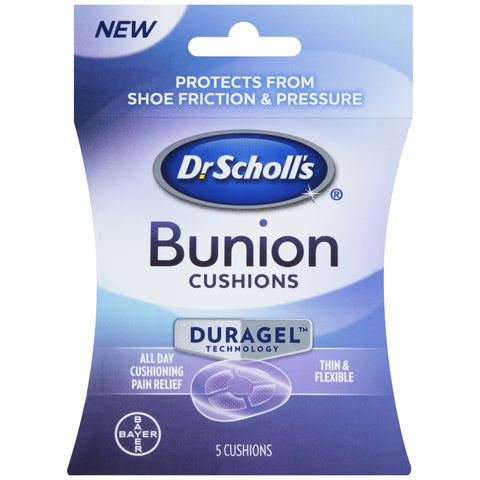 Dr. Scholl's Bunion Cushions 5 ct