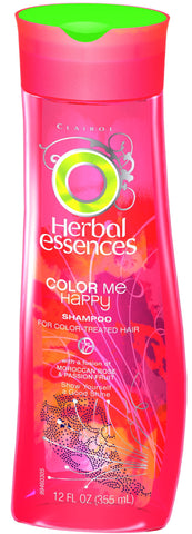Herbal Essences Color Me Happy Shampoo For Color Treated Hair 12 oz.