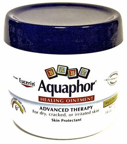 Aquaphor Baby Healing Ointment Advanced Therapy 14 oz.