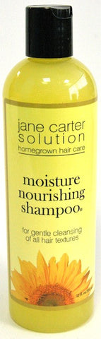 Jane Carter Solution Moisture Nourishing Shampoo 12 oz.