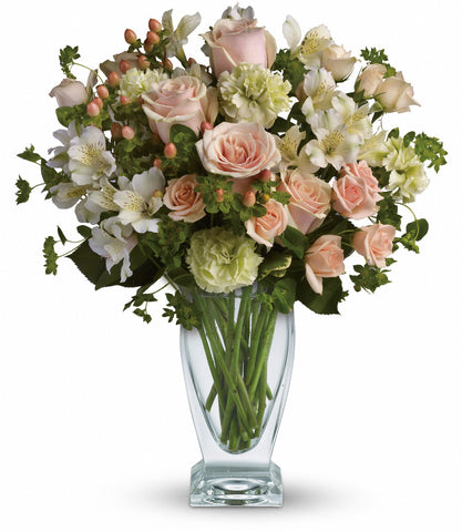 Beatiful and romantic gift. Flowers for romance. Coral Gables florist.