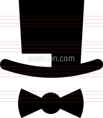 Formal Wear Vector Icon