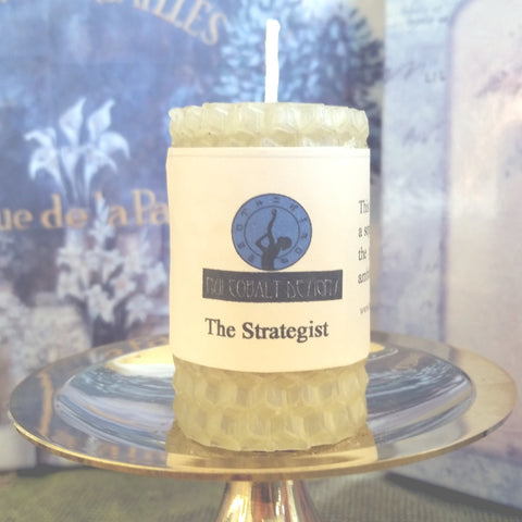 The Strategist Mini Candle - Nui Cobalt Designs