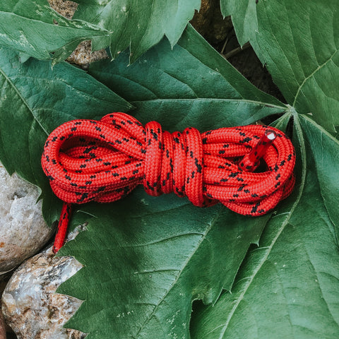 Red Canyon Laces
