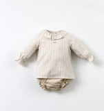Spanish Striped Blouse | Foque