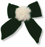 Velvet Hair Bow | Foque