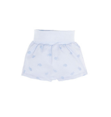 Detailed Bermuda Shorts | Classical Child