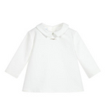 White Baby Blouse | Foque